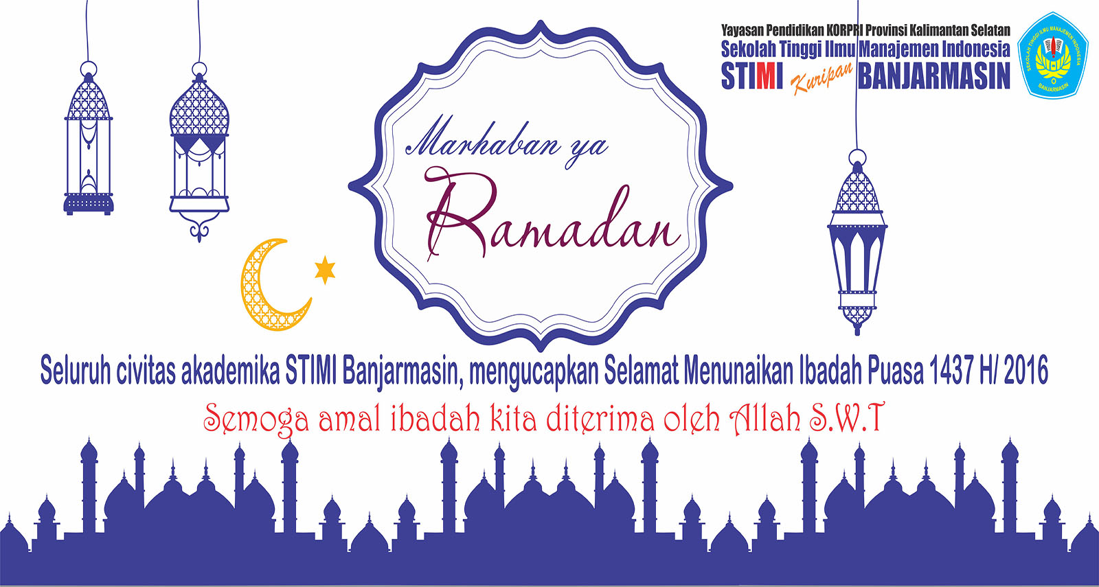 Marhaban ya ramadhan 1437 H Website1